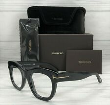 2260485125d8 Tom Ford TF 5493 001 Shiny Black   Demo Lens 49mm Eyeglasses
