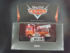 DISNEY PIXAR CARS PRECISION SERIES RED THE FIRE TRUCK SAVE 5% WORLDWIDE FAST