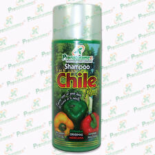 Shampoo de Chile Plus Reforzado con  Romero 17.5 Oz. 100% Natural