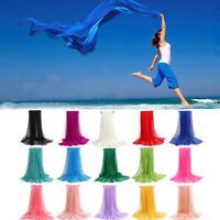 Women Solid Large Long Chiffon Silk Scarf Wrap Scarves Shawl Beach Gift Fashion