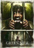 I Am Legend 2007 Movie Poster Print A0-A1-A2-A3-A4-A5-A6-MAXI 881
