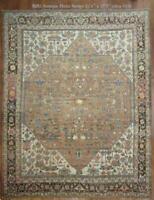 Oversize Prsian Serapi Rug