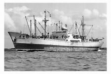 mc4773 - Chinese Cargo Ship - Changming in 1981 - photograph