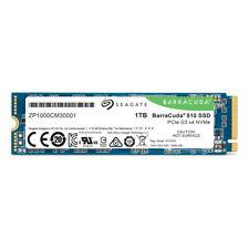 Seagate BarraCuda 510 SSD 1TB M.2 PCIe x4 NVMe internes Solid-State-Module