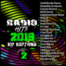 DJ White Rock RADIO HITS 2019 Hip Hop/R&B ( PT.2 )