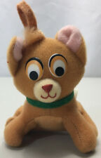 McDonald's Disney Vintage 1988 Oliver The Cat Plush Collectible Ornament