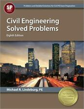 Civil Engineering Solved Problems, 8e