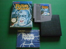 Nintendo NES FESTER'S QUEST Complet PAL B EEC / FRA