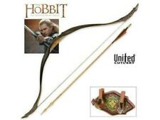United Cutlery Short Bow and Arrow of Legolas Lord of the Rings UC3070 Hobbit
