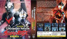 Ultraman Nexus (Chapter 1 - 37 End) ~ 3-DVD SET ~ English Subtitle ~ Godzilla