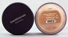 2 x bareMinerals Medium Tan Original Mineral Foundation SPF 8g Bare Minerals