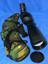 Zhumell 20-60X80mm Angled Fully Multi-Coated Spotting Scope