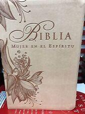 Biblia Mujer en el Espíritu by Casa Casa Creación (Imitation Piel Con Índice