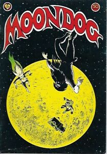 The Print Mint MOONDOG Comic First edition