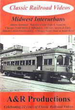 Midwest Interurbans - Chicago, Illinois Terminal DVD