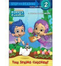 The Spring Chicken! (Bubble Guppies) (Step into Reading) by Random House, Good B