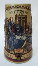 Miller Stein Birth Of A Nation 1776 Declaration Of Independence 2nd In Series