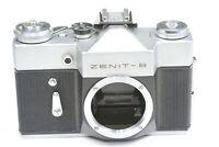 ZENIT B camera 35mm SLR body only , M42/ Pentax screw mount