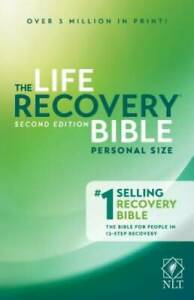 Life Recovery Bible NLT, Personal Size - Paperback By Arterburn, Stephen - GOOD