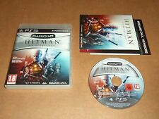 Hitman : HD Trilogy completo para Sony Playstation 3 / PS3 , Pal