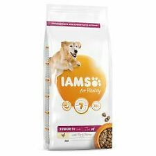IAMS for Vitality Senior Large Dog Food with Fresh chicken - 12kg - 492444