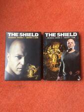 DVD - The Shield intégrale saison 1 et 2 - 2 Coffrets 4 DVD