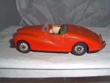 VINTAGE STARTEX SUNBEAM ALPINE 1950'S TINPLATE RED (WORKING) NEW WINDSCREEN