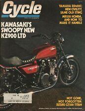 1976 April Cycle - Vintage Motorcycle Magazine