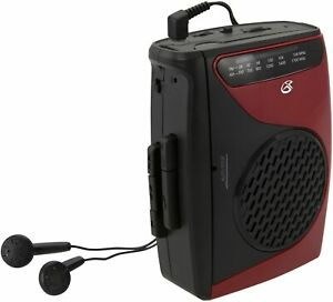 CAS337B GPX Portable Cassette Player BRAND NEW