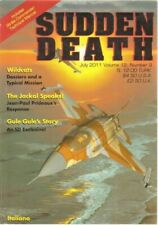 Strike Commander Technical Manual. SUDDEN DEATH July 2011 Volume 12 Number 9 ITA