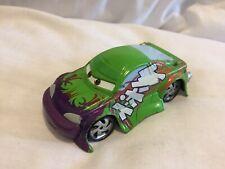 Disney STORE Pixar Cars WINGO BAD BOY 1:43 Diecast BUNDLE TOKYO DRIFT MATER