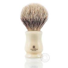 Vie-long 16651 Blanco tejón brocha de afeitar