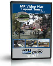 Model Railroader Video Plus Layout Tours Volume 3 - Trains Magazine Video