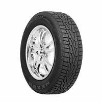 2 New Nexen Winguard Winspike Studable Winter Snow tires - 265/70R17 115T