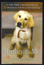 Marley and Me by John Grogan-Hardcover in Dust Jacket