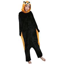 Image of: Animal Pajamas Unisex Adult Kigurumi Animal Character Costume 1onesie1 Pyjamas Fancy Dress Halloween Costumes Red Panda Onesie Ebay