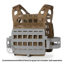 Crye Precision AirLite SPC Structural Plate Carrier - Coyote - XL Extra Large