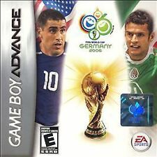 2006 FIFA World Cup Gameboy Advance GBA -- Game Only