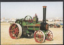 Industrial Postcard - Ruston Proctor Traction Engine, Dorset Steam Fair  LC5686