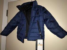 Spyder Kids Pelmo Down Hybrid Mini Jacket Color Navy Size S/P $170 35500 - 10