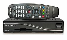 Dream Multimedia DreamBox DM500HD V2 HD Satellite Receiver - Original No Clone
