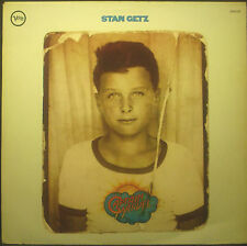 LP STAN GETZ - captain marvel, nm