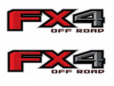2016 FX4 4x4 Off Road Decals Ford F150 bed bedside truck F250 B7