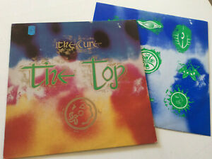 LP The Cure The Top Fiction Records fixs9 UK New Wave Post-Punk Indie Goth