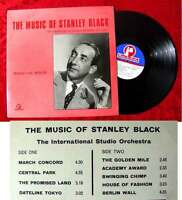 LP The Music of Stanley Black (DeWolfe LP 2977) International Studio Orchestra
