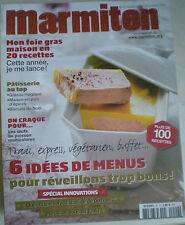 MARMITON N° 20 Magazine cuisine