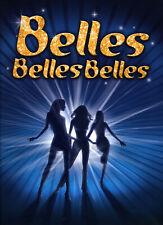 """Programme du Spectacle """"BELLES BELLES BELLES"""", Claude FRANCOIS, 56 pages"""