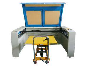 130W CO2 Laser Engraving Machine/Engraver Marble Gravestone Granite 1600*1000mm