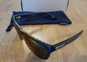Electric Visual Knoxville Polarized Sunglasses Tobacco Tort Burst Frame