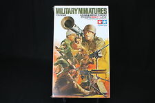 XD031 TAMIYA 1/35 maquette 35086 300 Military miniatures US gun mortar team set